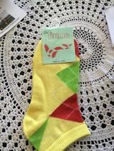 womens and girls socks size 9-11 yellow - $3.63