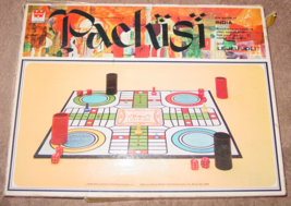 PACHISI GAME OF INDIA & LE JEU JOLI 1967 WHITMAN WESTERN PUBLISHING RARE... - $20.00