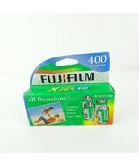 FujiFilm Superia X-TRA 400 Speed 35mm Film 4 Pack, 24 exp. Expired 2012 - $22.49