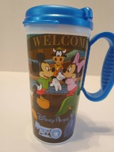 Disney Parks Plastic Tumbler - $8.90