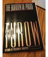 Scott Turow: THE BURDEN OF PROOF•Author Of Presumed Innocent Ships N 24h - $12.85