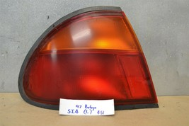 1996-1998 Mazda Protege Left Driver Genuine OEM tail light 51 5I4 - $34.64