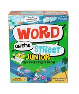 WORD ON THE STREET JUNIOR GAME-FUN AND EDUCATIONAL GAME,  - $20.79