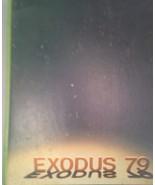 1979 Exodus Yearbook West Bloomfield High School Detroit Michigan - $21.56
