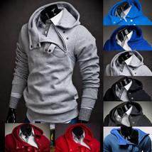 2016 Hoodies Men Sudaderas Hombre Hip Hop Mens Brand 7 Color Stitching H... - $29.98+