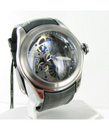 Corum Bubble Squelette Skeleton Automatic L082/02595 47mm Watch NWT $8300 - $6,305.00