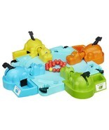 Hungry Hungry Hippo Retro Family Classic Fun Board Game Hasbro HSB98936 - $27.65