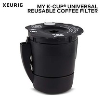 Keurig My K-Cup Universal Reusable Ground Coffee Filter, Compatible with... - €13,91 EUR