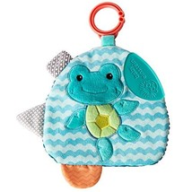 Mary Meyer Baby Einstein First Discoveries Squeezer Teether, 7-Inches, Neptune T - $13.99