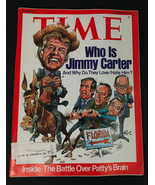 Time Magazine March 1976 Who is Jimmy Carter - $18.38