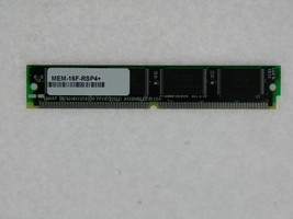 MEM-16F-RSP4+  16MB Approved Boot Flash  for the Cisco 7500 RSP routers.