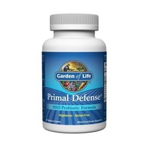 Garden of Life Whole Food Probiotic Supplement - Primal Defense  - $21.99