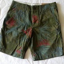 Mens American Eagle Outfitters Prep Shorts size W29 Green Palm - $29.65