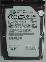 "NEW 80GB Hitachi SATA 2.5"" 9.5mm hard drive HTS541680J9SA00 Free USA Shipping"