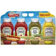 Heinz Condiments Picnic Pack (4 pk.)  - $11.98