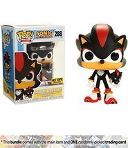 Shadow w/ Chao (Hot Topic Exclusive): Funko POP! Games x Sonic the Hedge... - $39.99