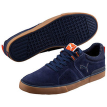Men Puma Funist Slider Vulc  Peacot Periscope Authentic puma Brand New - $61.74
