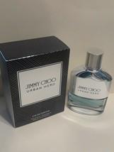 Jimmy Choo Urban Hero 3.3 oz EDP Cologne for Men New In Box - $56.95