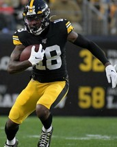 Diontae Johnson 8X10 Photo Pittsburgh Steelers Nfl Football Action - $3.95