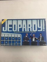 Jeopardy! Television Show Game 1986 - #5454 by Pressman - $76.80