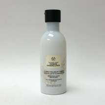 The Body Shop Chinese Ginseng & Rice Clarifying Milky Toner 8.4 oz 100% ... - $21.99