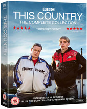 This Country Complete Series 1-3 Collection BBC Comedy Box Set DVD *REGI... - $33.95
