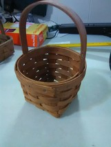 Longaberger Small Fixed handle Measuring Basket - 1987 - $7.31