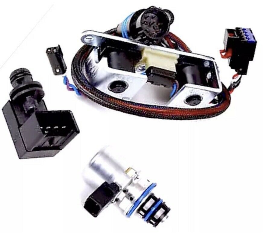 Chrysler A518 A618 A500 42RE 44RE 46RE 47RE TRANSMISSION SOLENOID SETUP(2001&UP)