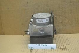 17-18 Ford Fiesta ABS Pump Control OEM D2BC2C405FD Module 610-14f6 - $65.99