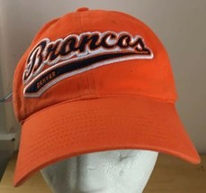 Denver Broncos Adjustable Hat Reebok Grodiron Classic NEW NWT NFL - $11.00