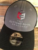 The CUTTING EDGE REALTORS Snapback Adjustable Adult Hat Cap - $9.89