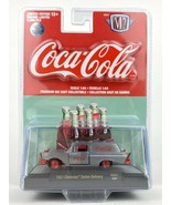 M2 COCA-COLA 1957 CHEVROLET SEDAN DELIVERY RAW CHASE 1 OF 250 - $321.75