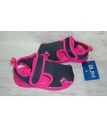 BUM EQUIPMENT Little Girl Toddler BLUE & PINK Water Sandals Size 9 NEW - $7.62