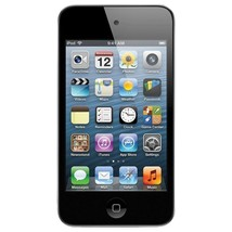 Apple iPod touch 8GB - Black (4th generation) - $62.41