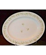 Johann Haviland Bavaria Serving Platter AA20-7009FC Vintage - $89.95