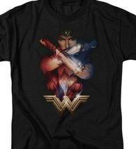 Wonder Woman t-shirt American superhero DC comics warrior graphic tee WWM129 image 3
