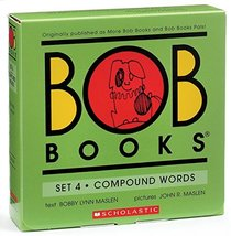 Bob Books Set 4 - Complex Words [Paperback] Bobby Lynn Maslen and John R... - $11.87