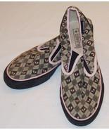 Converse Zapatos Estampado Hombre 7 Mujer 9 Roto Corazón sin Cordones Za... - $24.83