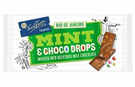 Karl Fazer Travel 130 g Mint and Choco drops 130 g - $4.94