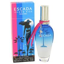 Island Kiss by Escada Eau De Toilette Spray 1.7 oz for Women #403497 - $37.91