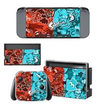 Sticker Bomb   Nintendo Switch Skin for Nintendo Switch Console  - $19.00