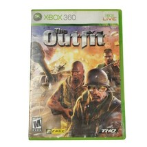Microsoft Xbox 360 The Outfit Video Game - $10.59