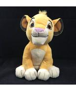 Disney The Lion King Simba plush Kohls cares for kids stuffed animal toy... - $15.85