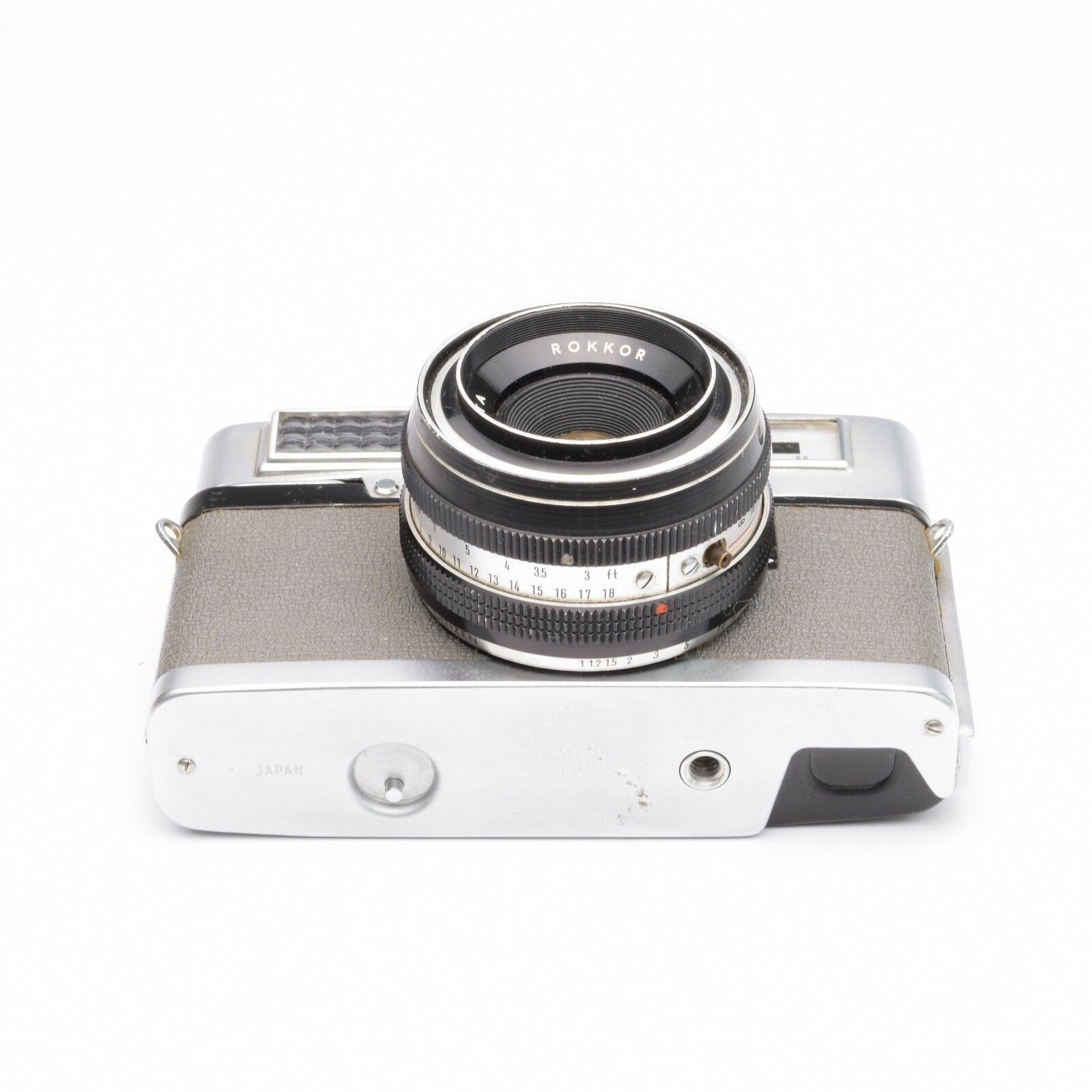 Minolta Uniomat Camera with Rokkor 45mm f/2.8 Lens c.1960-61