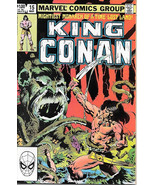 King Conan Comic Book #15, Marvel Comics 1983 NEAR MINT NEW UNREAD - $5.48