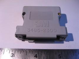 3M 3485-2300 DB-25 Shielded Plastic Junction Shell D-Sub Ribbon - NOS Qty 1 - $4.74