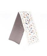 Hermes Feather Silk Scarf - $560.00