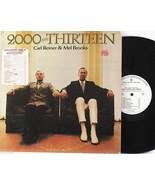Carl Reiner & Mel Brooks 2000 and Thirteen BS 2741  Promo 1973 Warner Br... - $6.75