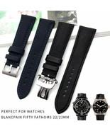 23mm Nylon Watch Strap Fashion Sport Watches Bracelets For Blancpain Fif... - $63.91