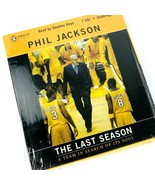 The Last Season A Team in Search of Its Soul by Phil Jackson 2004 Audio ... - $24.74